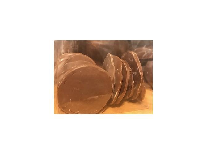 Bondades chocolate con leche y caramelo