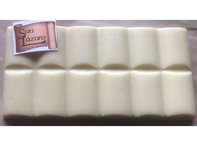 Tableta chocolate blanco