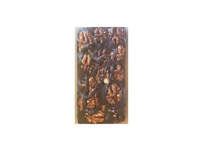Tableta chocolate negro y nuez...