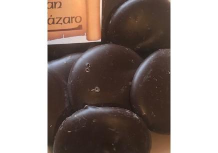 Bondades de chocolate negro...